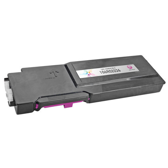 Compatible Xerox High Capacity Magenta Toner
