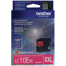 Genuine LC10EM Super High Yield Magenta Ink Cartridge for Brother