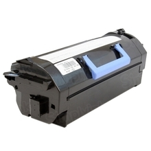 Original 593-BBYR Black Toner for Dell S5830dn, 6,000 Yield
