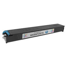 Compatible Sharp MX-36NTCA Cyan Laser Toner Cartridges