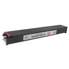 Compatible Sharp MX-36NTMA Magenta Laser Toner Cartridges