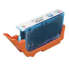 Compatible Canon PGI9C Pigment-Based Cyan Ink Cartridges