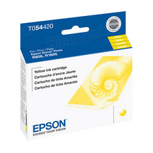 Original Epson T054420 Yellow Inkjet Cartridge (T0544)