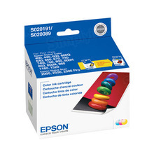 Original Epson S191089 Color Ink Cartridge