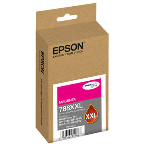 OEM 788XXL Extra HC Magenta ink for Epson