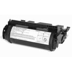 Genuine Dell W5300N, W5600N (J2925) Black Toner
