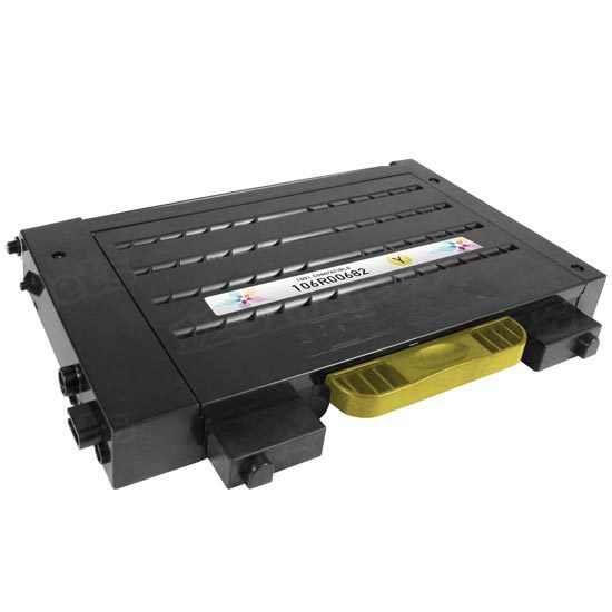Compatible Xerox Phaser 6100 Yellow Toner