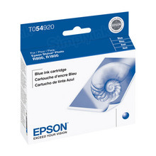 Original Epson T054920 Blue Inkjet Cartridge (T0549)