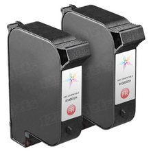 Compatible Neopost 8100032H High Yield Fluorescent Red Ink Cartridges for the IJ105 (Twin Pack)