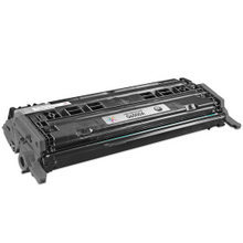 Remanufactured Replacement for HP Q6000A (124A) Black Laser Toner Cartridge