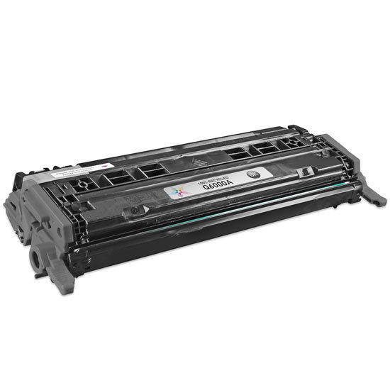 Remanufactured Replacement Black Laser Toner for HP 124A