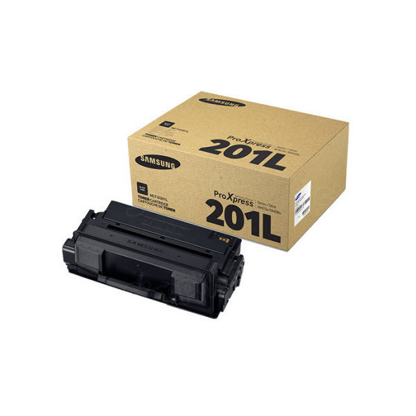 Samsung MLT-201L High Yield Black Toner