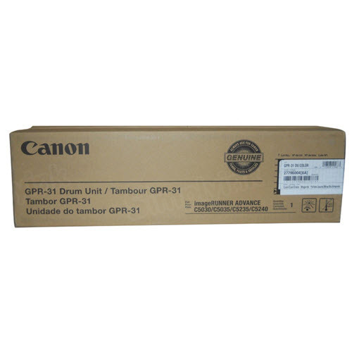 OEM Canon GPR-31 Color Drum Unit