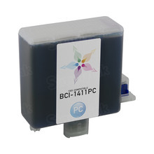 Compatible Canon BCI-1411PC Photo Cyan Ink Cartridges for the imagePROGRAF W7200 & W8200