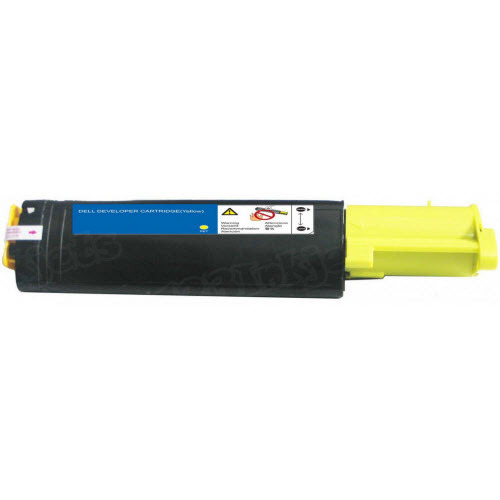Original Dell (K5361) HY Yellow Toner Cartridge