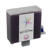 Compatible Canon BCI-1411PM Photo Magenta Ink Cartridges for the imagePROGRAF W7200 & W8200