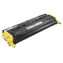 Remanufactured Replacement for HP Q6002A (124A) Yellow Laser Toner Cartridge