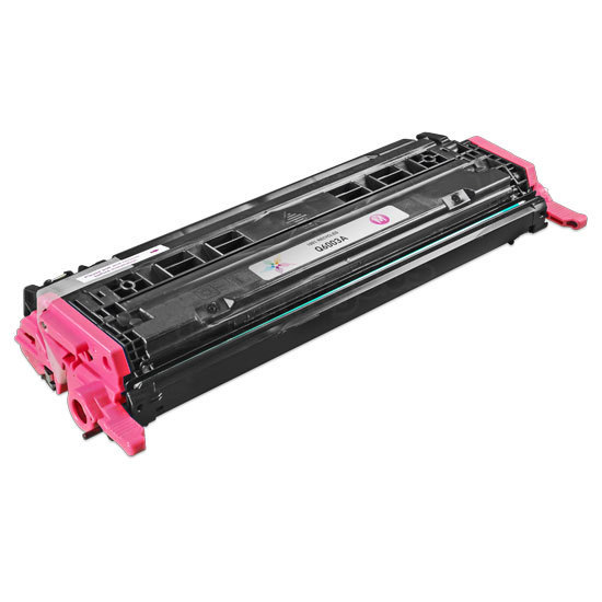 Remanufactured Replacement Magenta Laser Toner for HP 124A