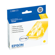 Original Epson T059420 Yellow Inkjet Cartridge (T0594)