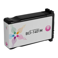 Compatible Canon BCI1401M Magenta Ink Cartridges for the imagePROGRAF W7250