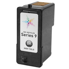 Remanufactured MK992 / MW175 (Series 9) High Yield Black Ink Cartridge for Dell Photo All-in-One