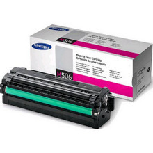 OEM Samsung CLT-M506L High Yield Magenta Laser Toner Cartridge 3.5K Page Yield