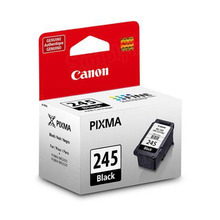 Canon PG-245 Black OEM Ink Cartridge, 8279B001AA