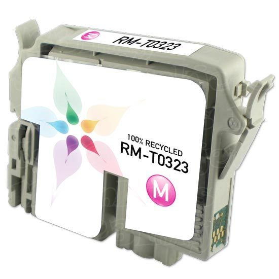 Epson Remanufactured T032320 Magenta Inkjet Cartridge