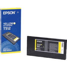 Original Epson T512011 Yellow Inkjet Cartridge (T512)