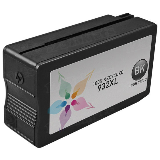 Remanufactured Replacement HY Black Ink for HP CN053AN (HP 932XL)