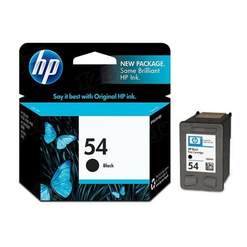 HP 54 Black Original Ink Cartridge CB334AN