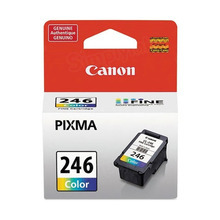 Canon CL-246 Color OEM Ink Cartridge, 8281B001AA