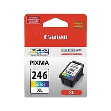 Canon CL-246XL Color OEM High-Yield Ink Cartridge, 8280B001AA