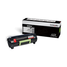 Lexmark OEM Extra High Yield Black Laser Toner Cartridge, 60F0XA0 (MX510DE / MX511DE) (20,000 Page Yield)