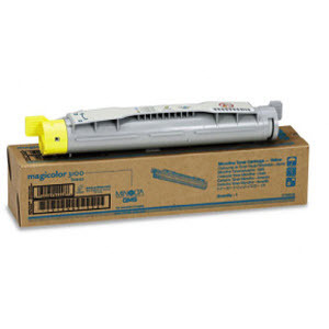 TN11Y Yellow Toner for Konica Minolta