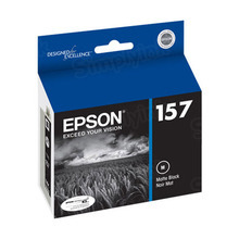 Original Epson 157 Matte Black Inkjet Cartridge (T157820)