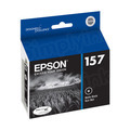 Epson 157 Matte Black OEM Ink Cartridge (T157820)