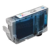 Compatible Canon CLI8C (0621B002) Cyan Ink Cartridges