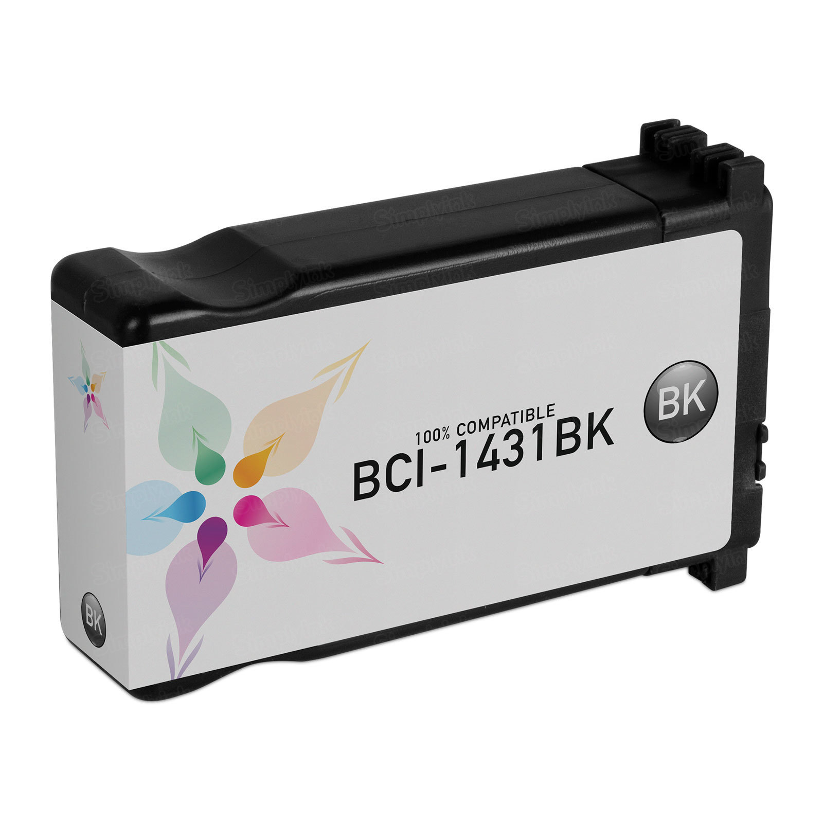 Canon Compatible BCI1431BK Black Ink for imagePROGRAF W6200 & W6400