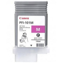 Canon PFI-101M Magenta OEM Ink Cartridge, 0885B001AA