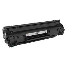 Compatible Brand Replacement for HP CB436A (36A) Black Laser Toner Cartridge