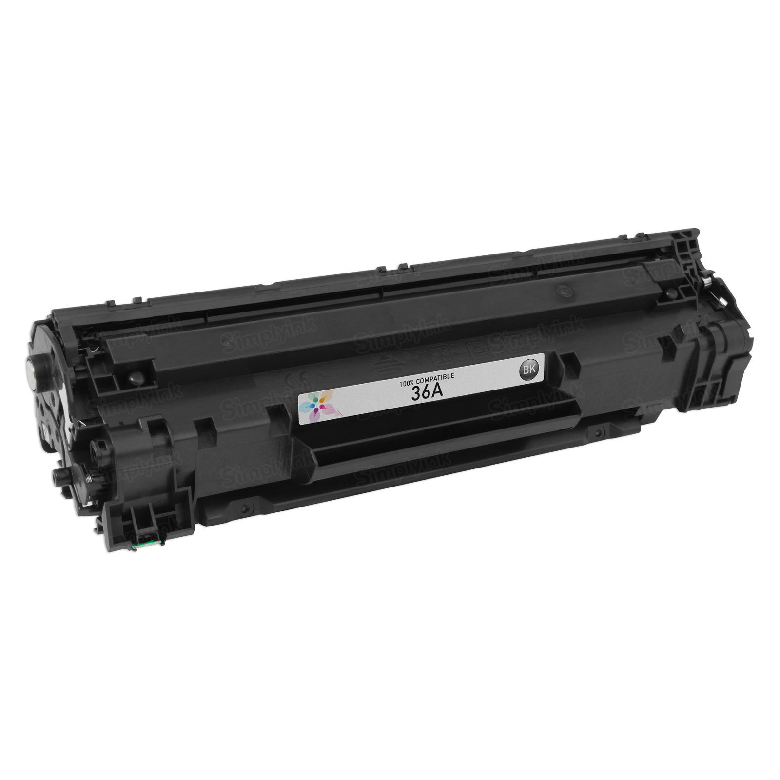 Compatible Brand Black Laser Toner for HP 36A