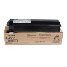 OEM Toshiba Black Toner Cartridge, T4530