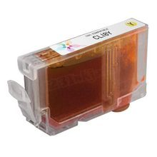 Compatible Canon CLI8Y (0623B002) Yellow Ink Cartridges