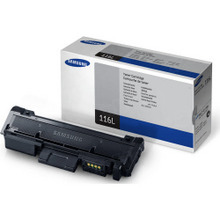 OEM Samsung MLT-D116L High Yield Black Laser Toner Cartridge 3K Page Yield