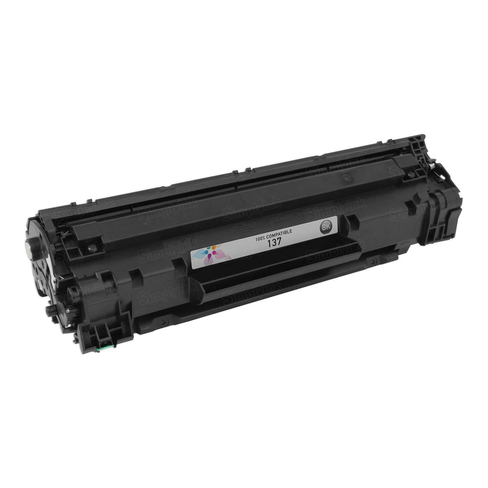 Compatible 137 Black Toner for Canon