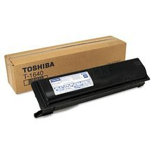 OEM Toshiba Black Toner Cartridge, T1640