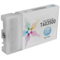 Epson Remanufactured T603500 Light Cyan Inkjet Cartridge for the Stylus Pro 7800/7880/9800/9880