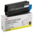 Original High Yield Yellow Laser Toner Cartridge for Okidata 42127401 5K Page Yield
