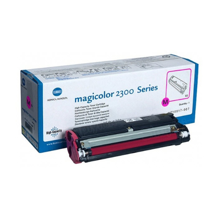 1710517-007 High Yield Magenta Toner for Konica Minolta